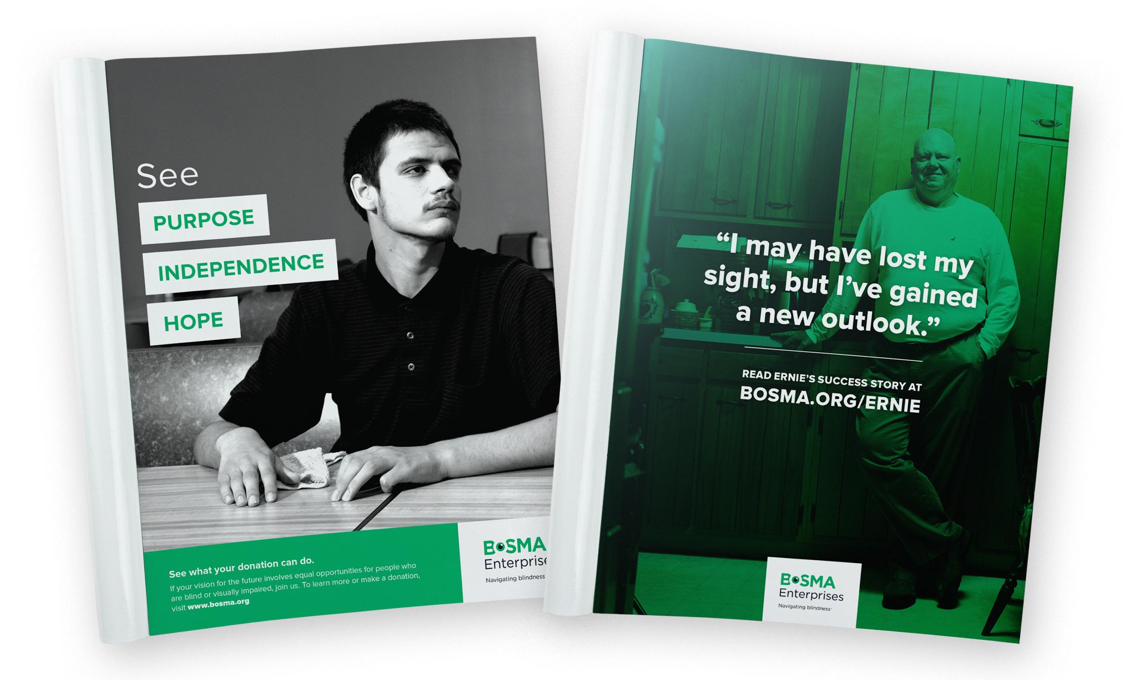 Bosma Print Advertising