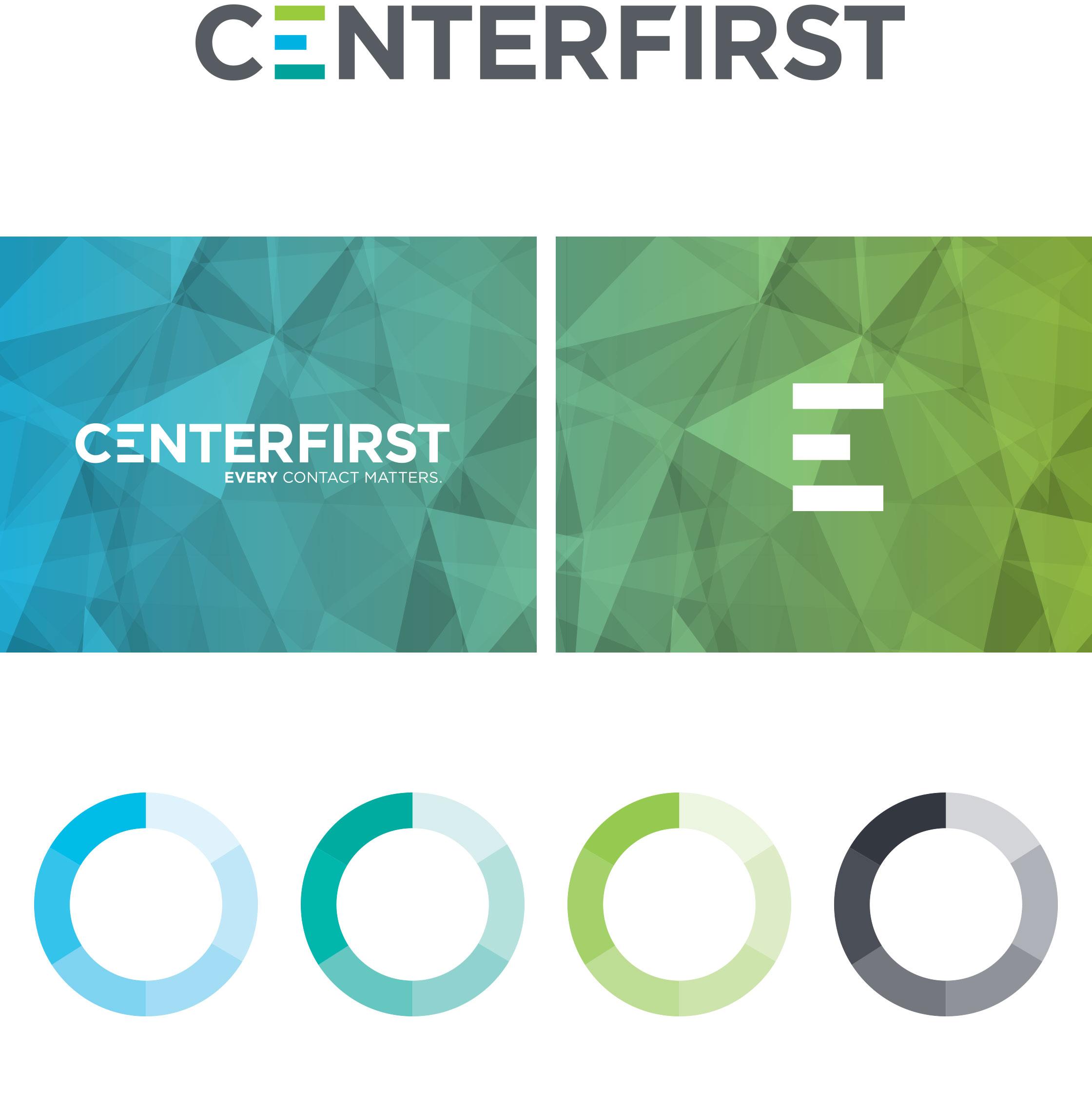 CenterFirst Branding
