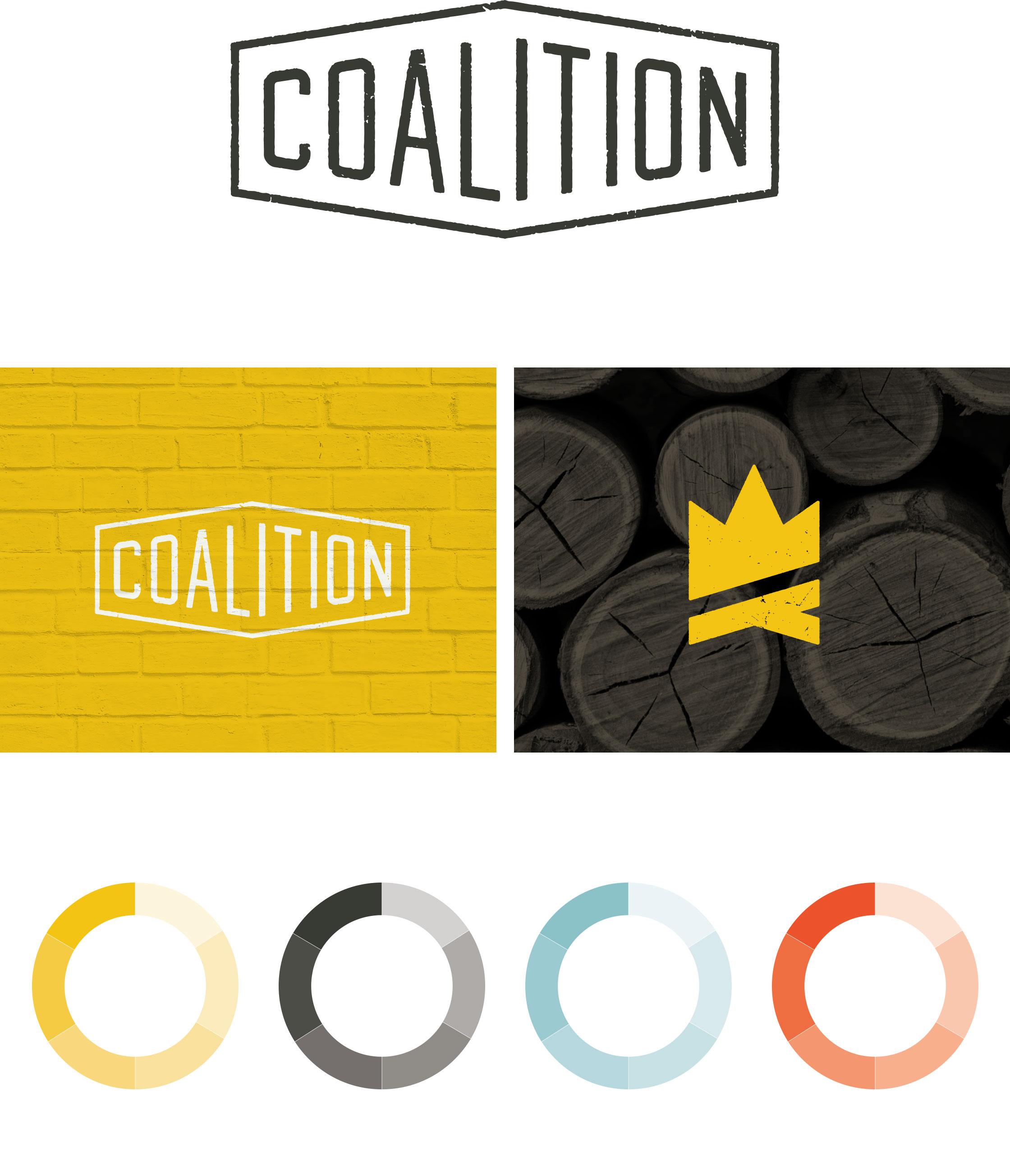 Coalition Branding