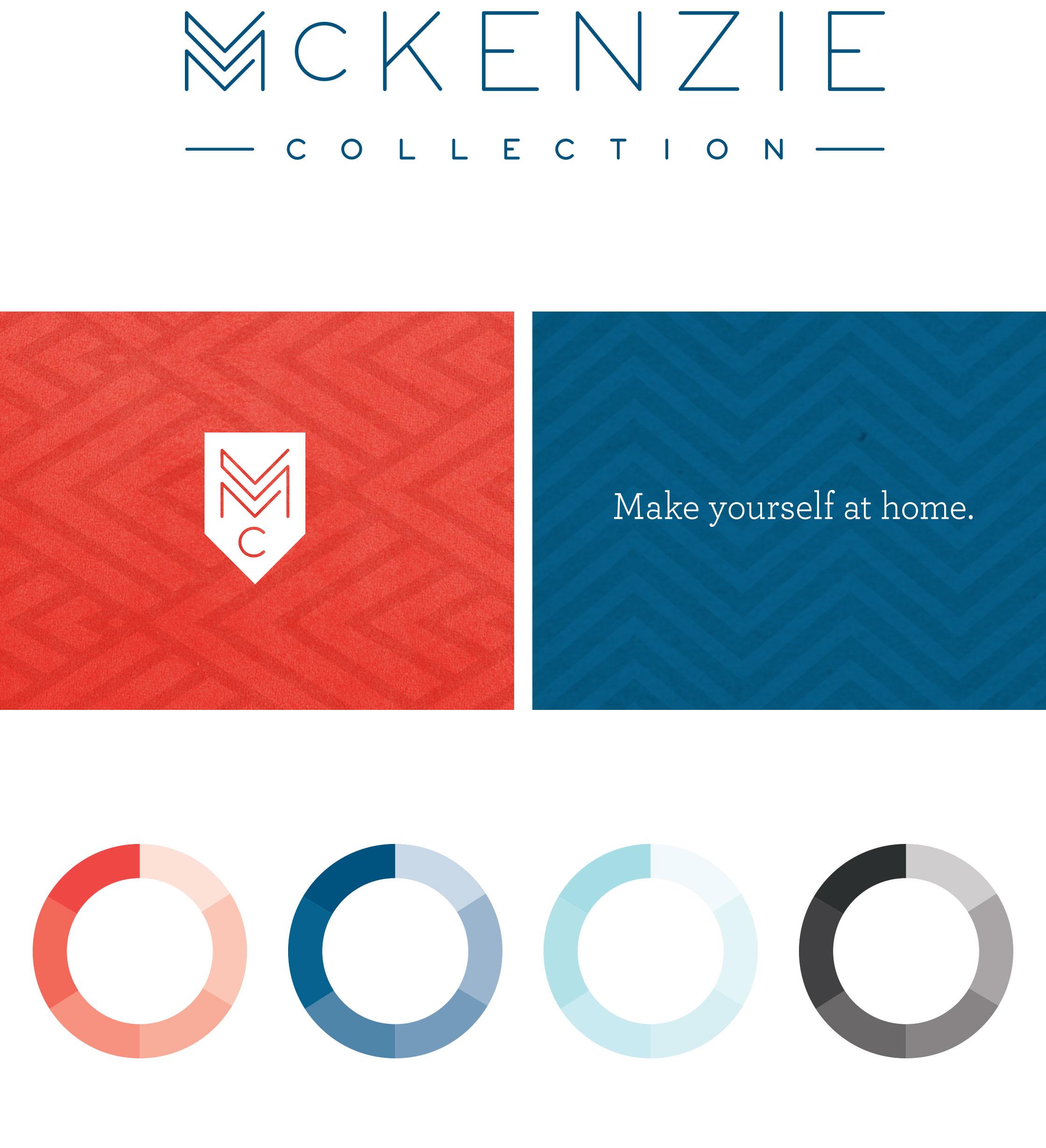 McKenzie Collection Branding
