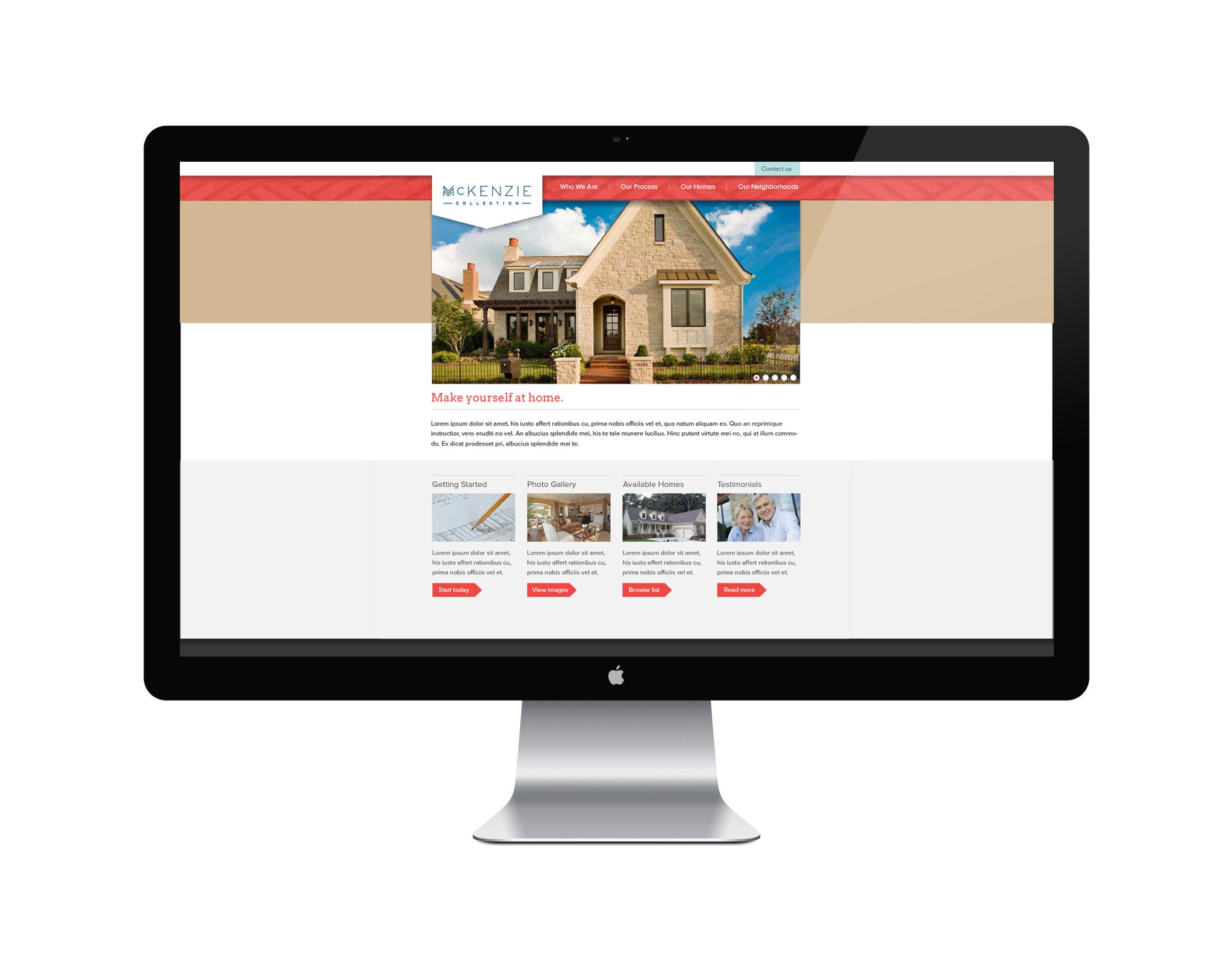 McKenzie Collection Website